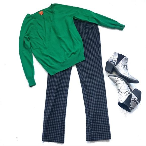 SALE🔥$15🔥KELLY GREEN CREW NECK SWEATER